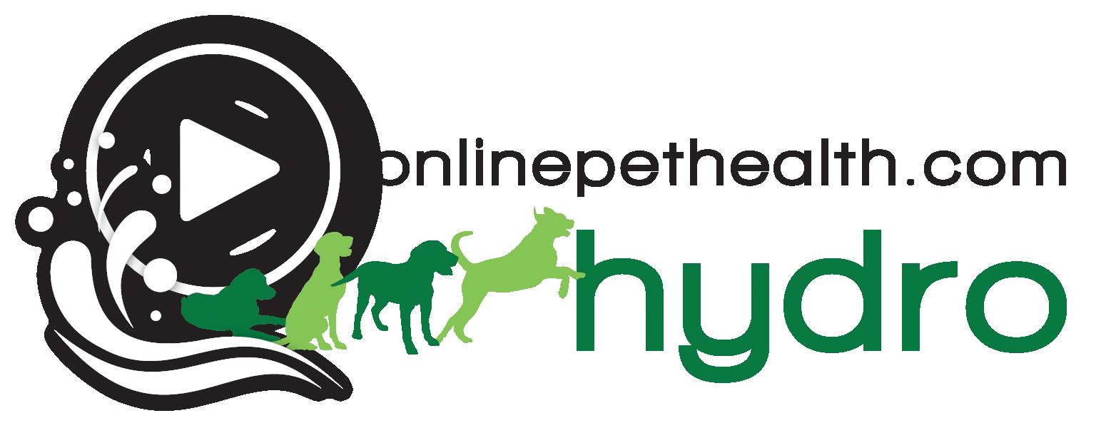 Onlinepethealth Hydro Logo