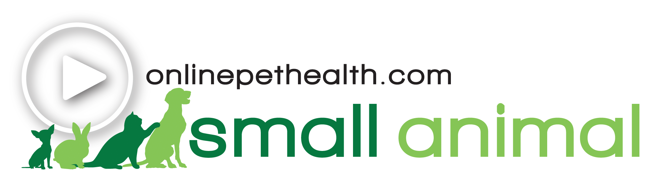Onlinepethealth Small Animal Logo